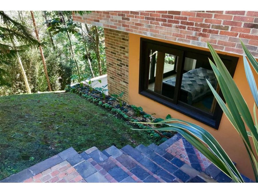venta casa en parcelacion roble alto en el escobero envigado