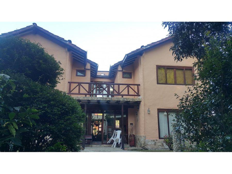 venta de casa en la estrella la aldea
