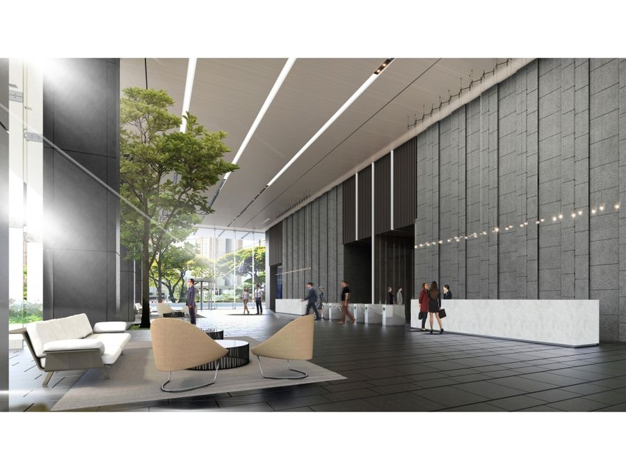 oficina nueva para alquilar en ciudad del rio medellin
