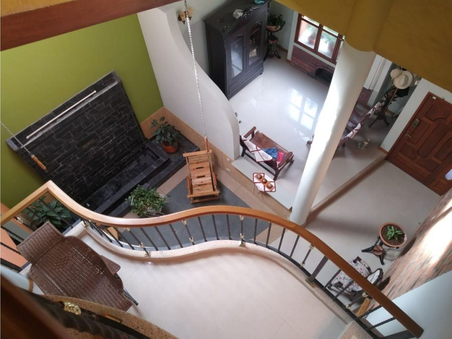 casa venta villas de fidelena la doctora saban
