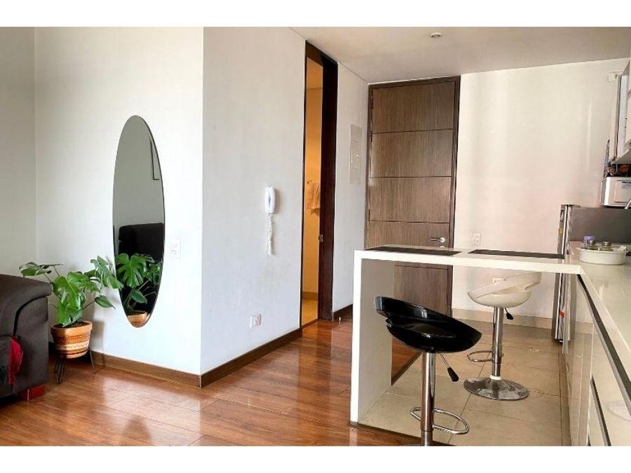 apartamento en venta parque central bavaria bogota