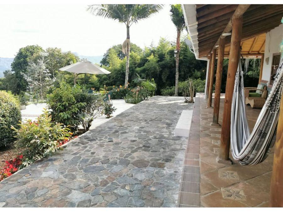 casa finca en venta en copacabana