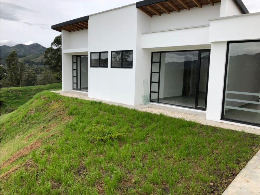 venta casa campestre hacienda el capiro la ceja