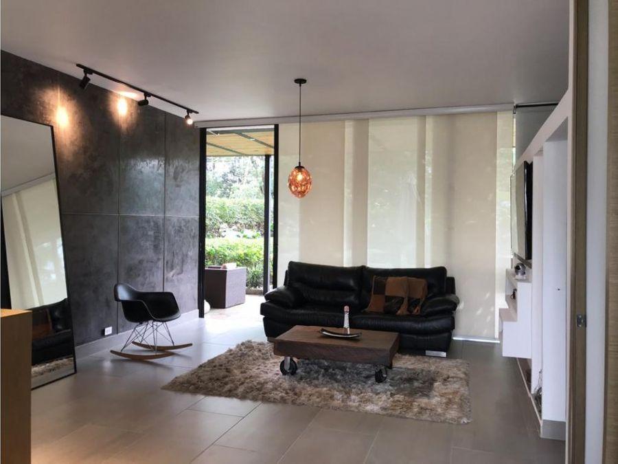 apartamento en venta en poblado san lucas