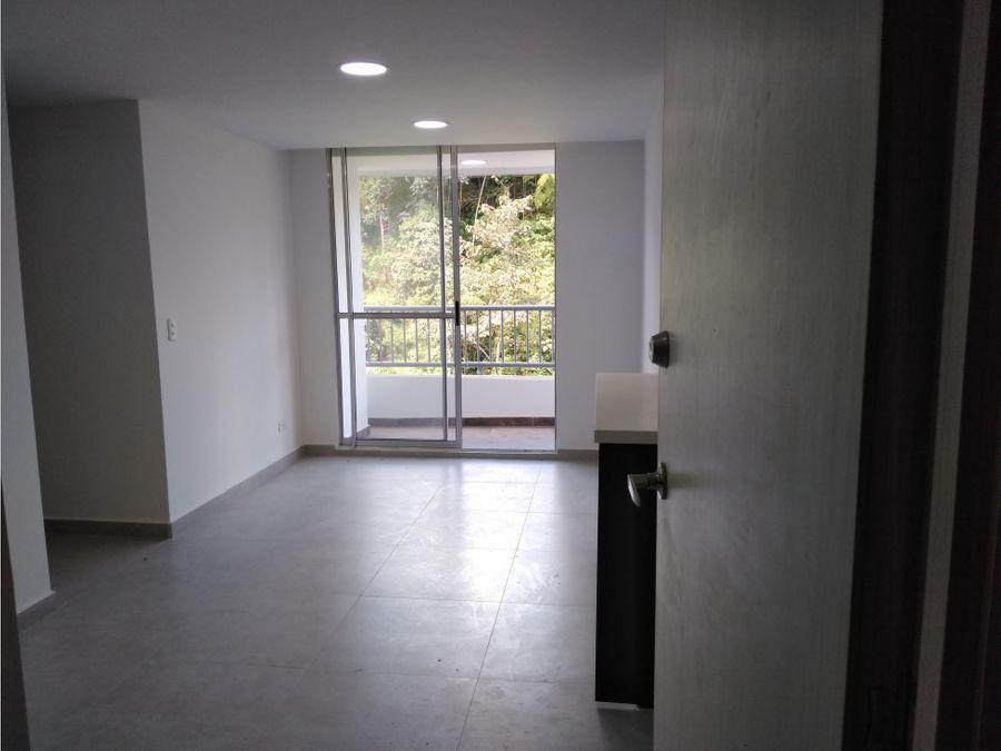 venta apartamento en sabaneta loma de san jose