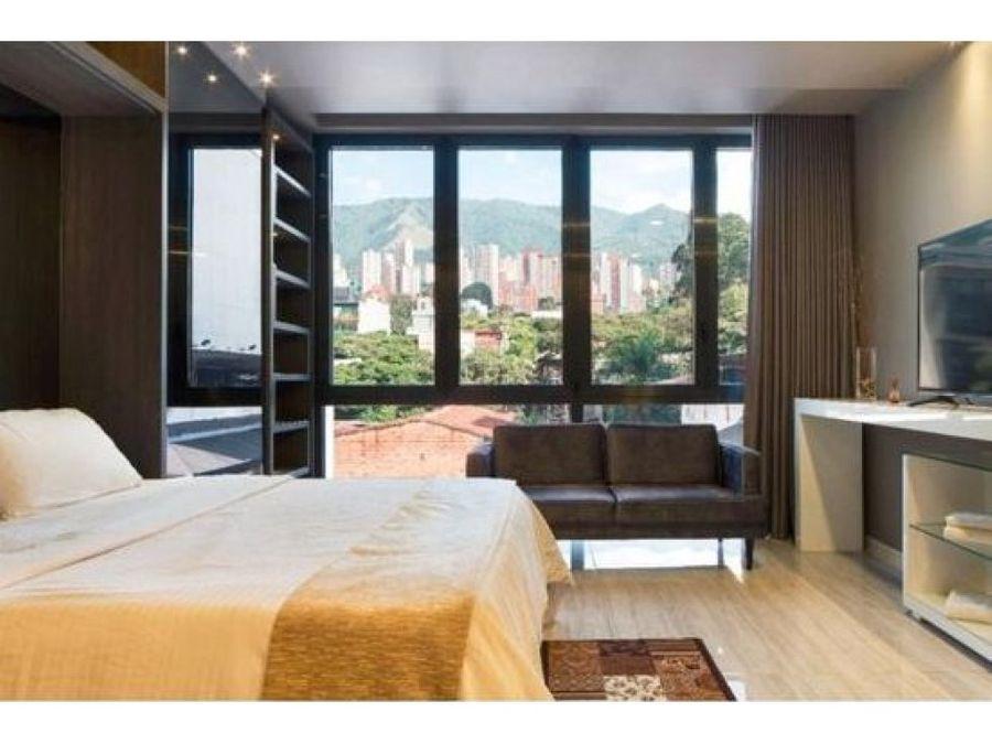 hotel en venta poblado medellin