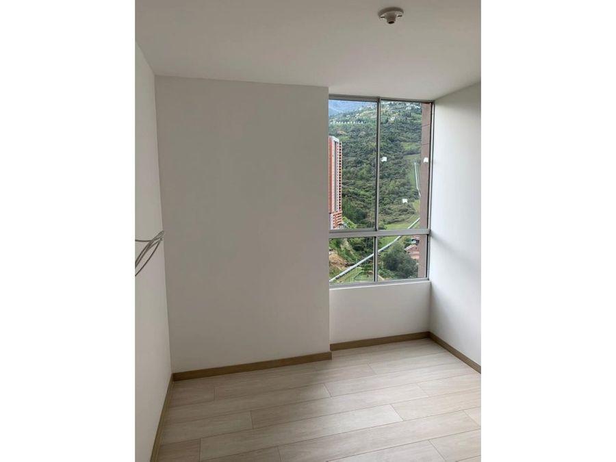 apartamento en venta en bello sector niquia