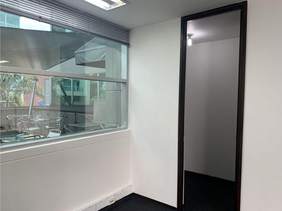 oficina en venta en edificio forum poblado