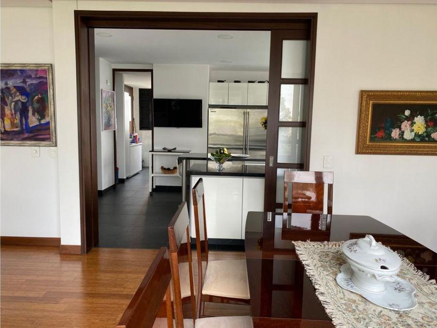 apartamento en venta en los balsos poblado medellin