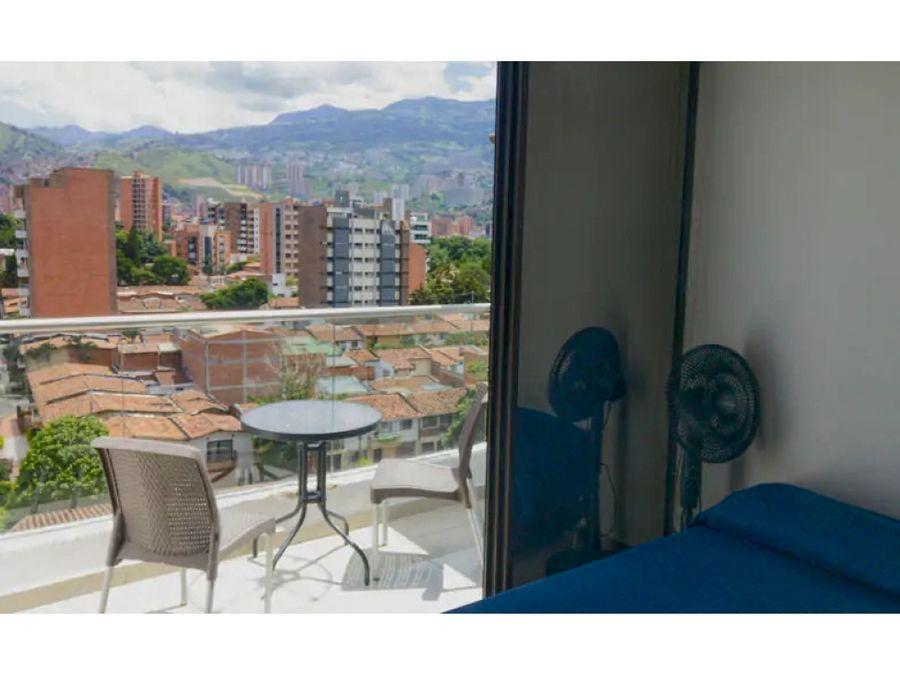 apartamento en venta para airbnb en laureles estadio medellin