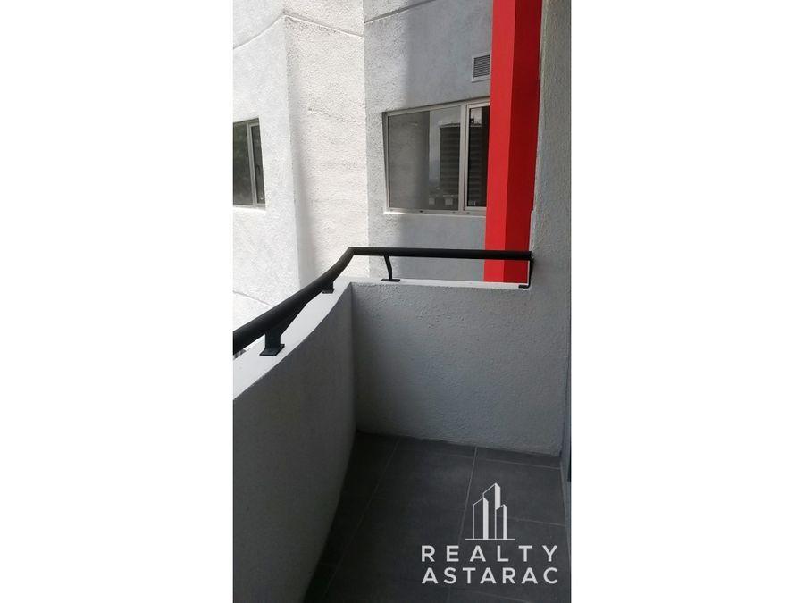 apartamento en attica zona 14