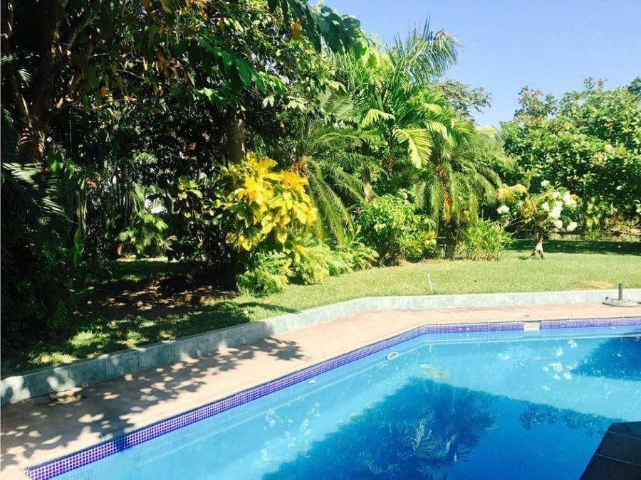 casa en pacific all seasons puerto de san jose