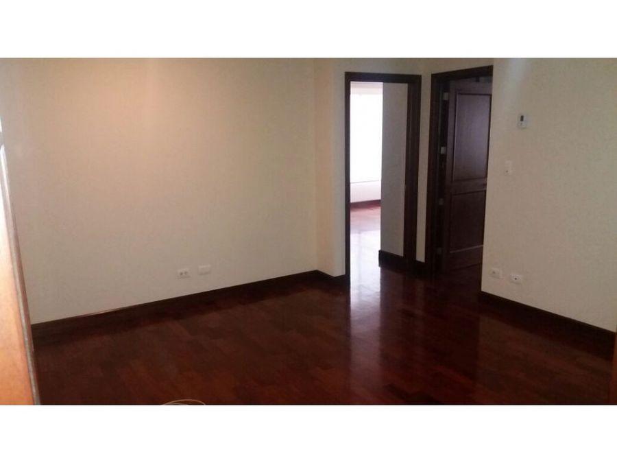vendo apartamento en zona 10