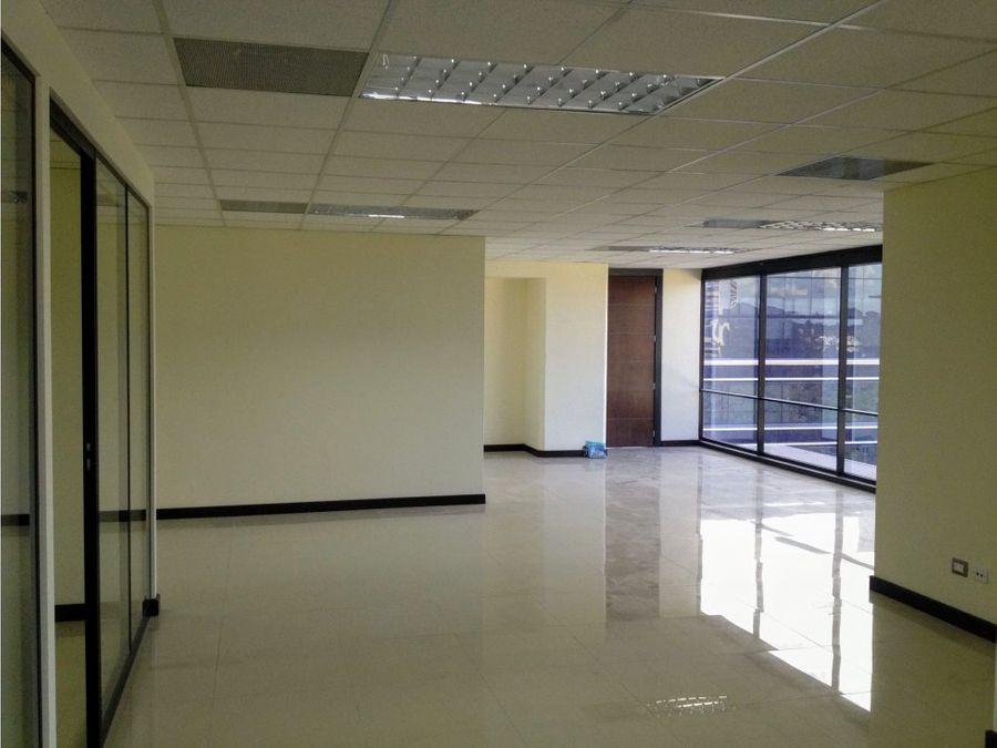 oficina en design center zona 10