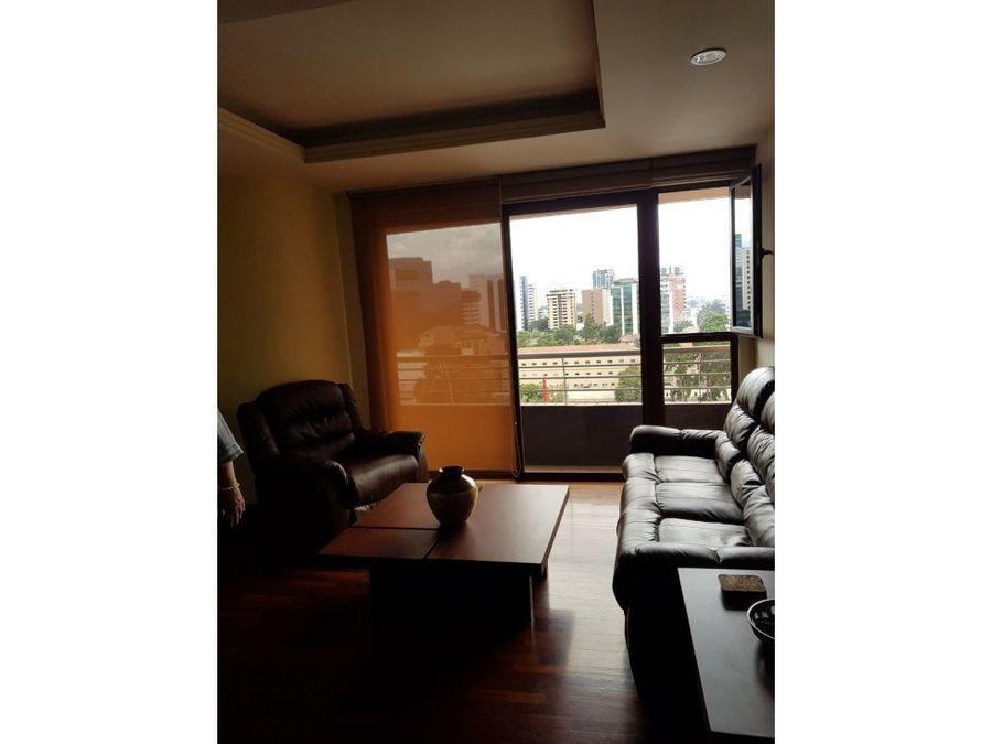 apartamento 1 habitacion en zona 10