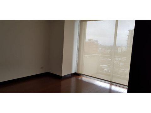 apartamento de 1 habitacion en 19 calle zona 10