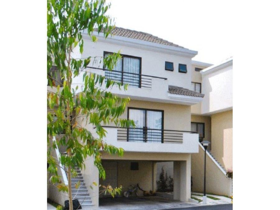 casa en vistas de san isidro zona 16