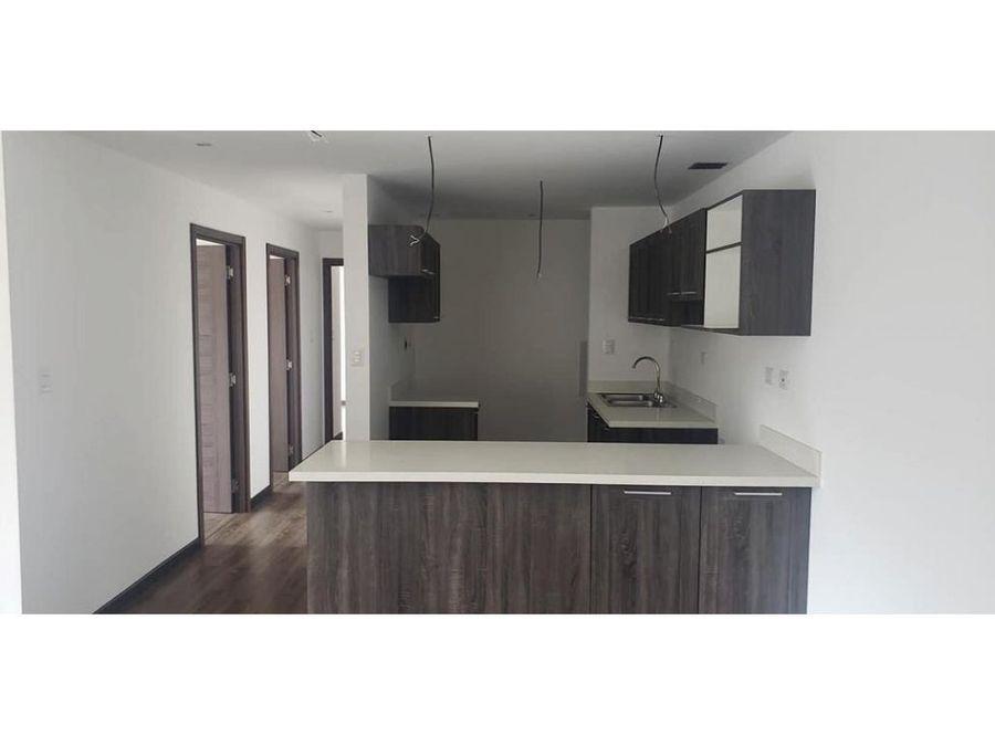 lindo apartamento en edificio difiori zona 7
