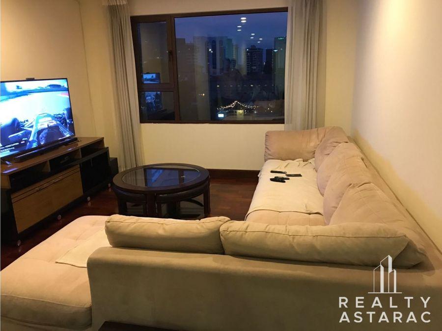 apartamento amueblado y equipado en zona 10 cerca de oakland mall