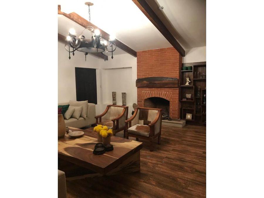 casa en san pedro las huertas sacatepequez antigua guatemala