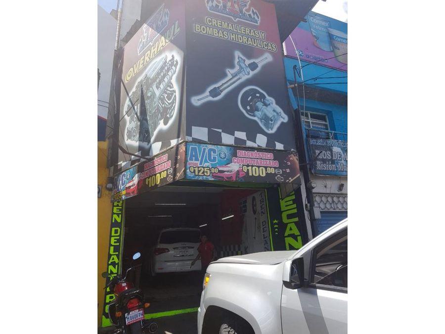 local comercial en calzada san juan mixco
