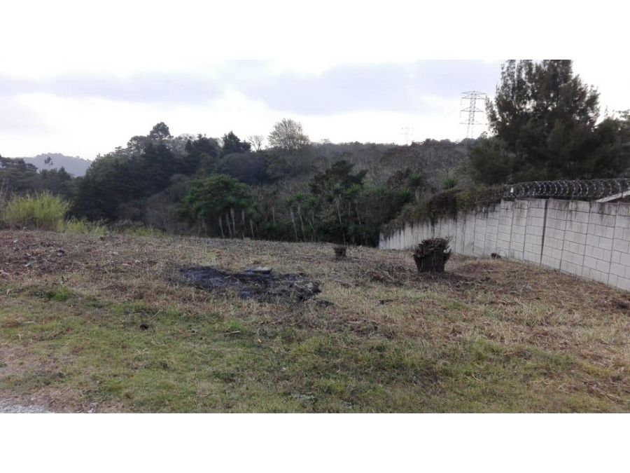 terreno en km 185 cas santa catarina pinula