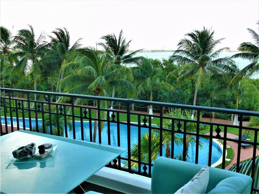 isla dorada departamento laguna nichupte zona hotelera