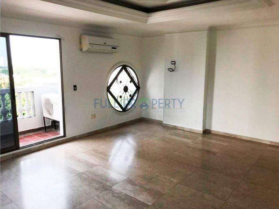apartamento sector exclusivo en santa marta