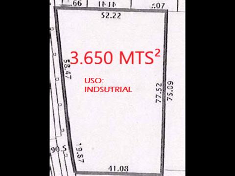 vendo suelo indsutrial poligono de villaverde madrid m 133