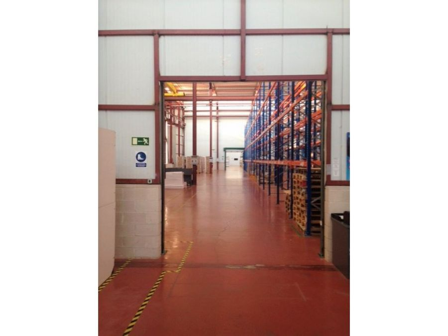 venta nave logistica madrid m 13
