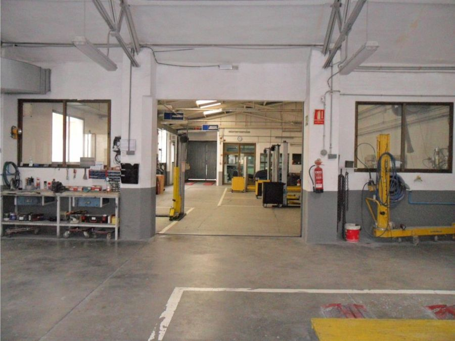 vendo taller mecanica m 83