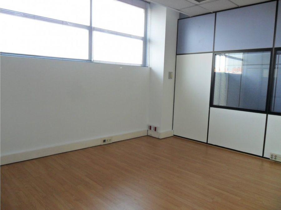 alquilo oficina con 35 parquin en madrid m 64