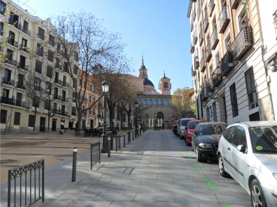 vendo piso centro madrid m 143