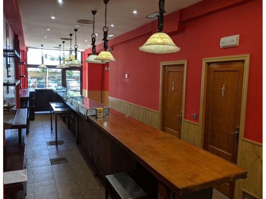 alquiler local para bar en majadahonda m 112
