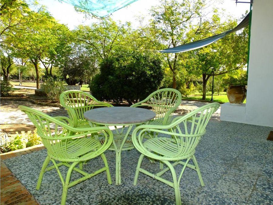 venta campo con piscina almagro ciudad real m 88