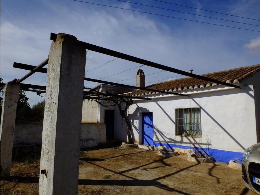 venta de campo con casa de labranza m 89
