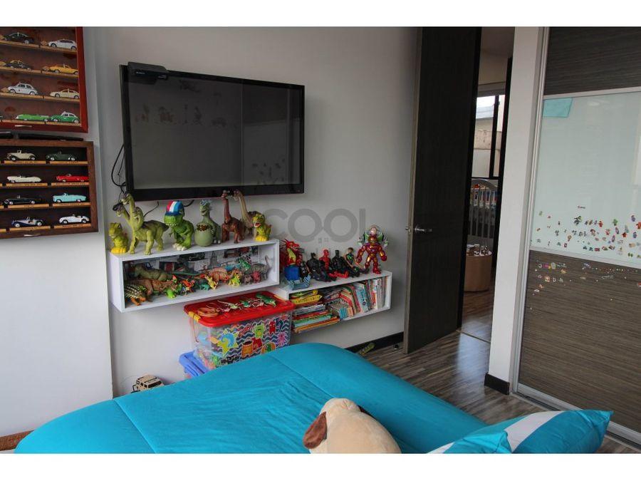apartamento moderno en venta en san patricio