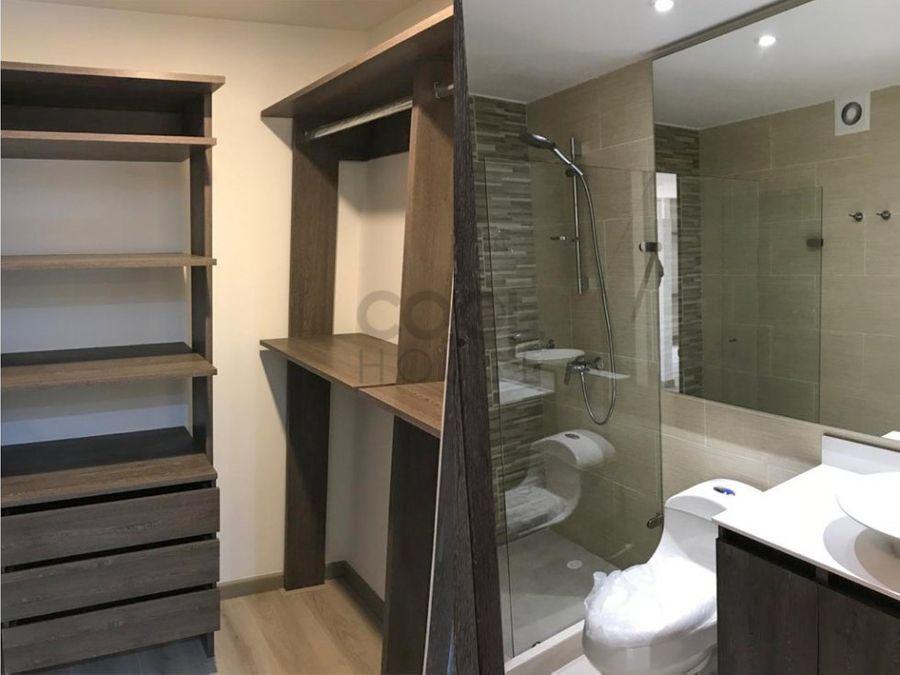 apartamento en venta rentando en chapinero alto