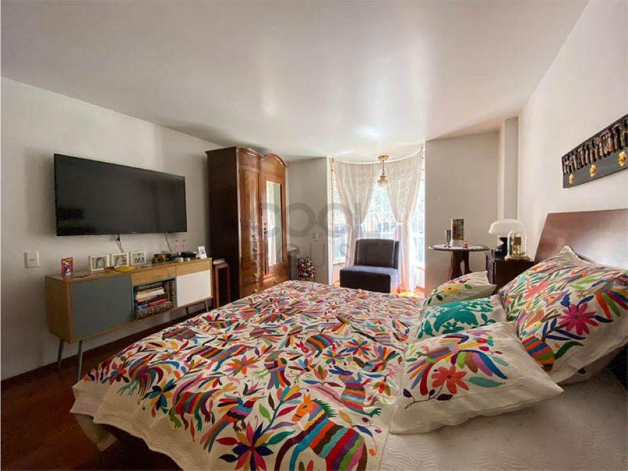 apartamento en venta en chico reservado