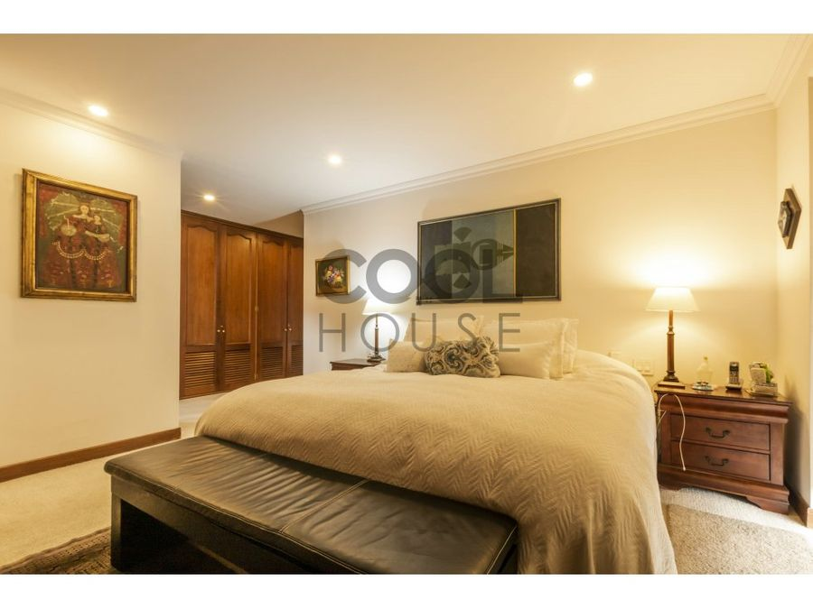 apartamento en venta en el nogal