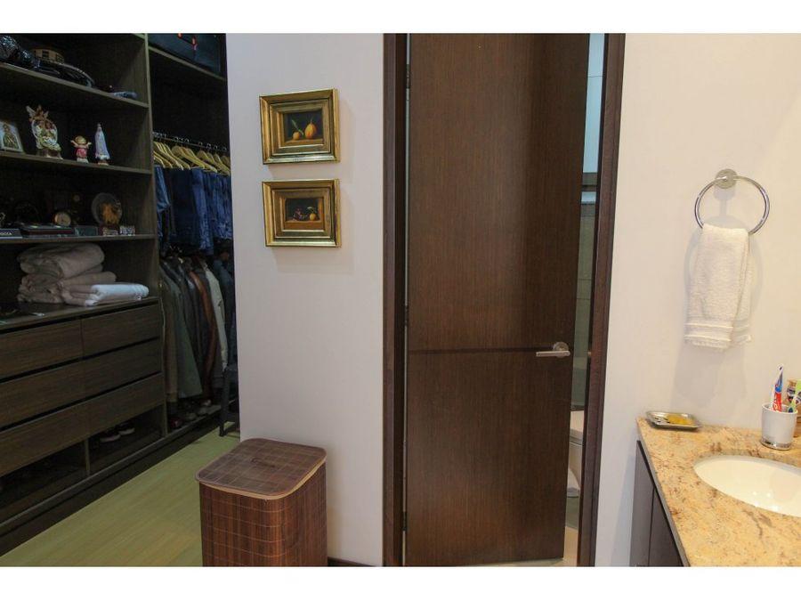 apartamento en venta en la cabrera