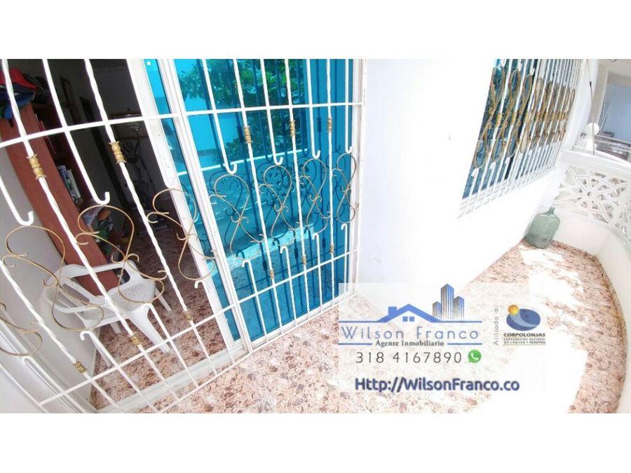 casa en venta esquina urb el country cartagena