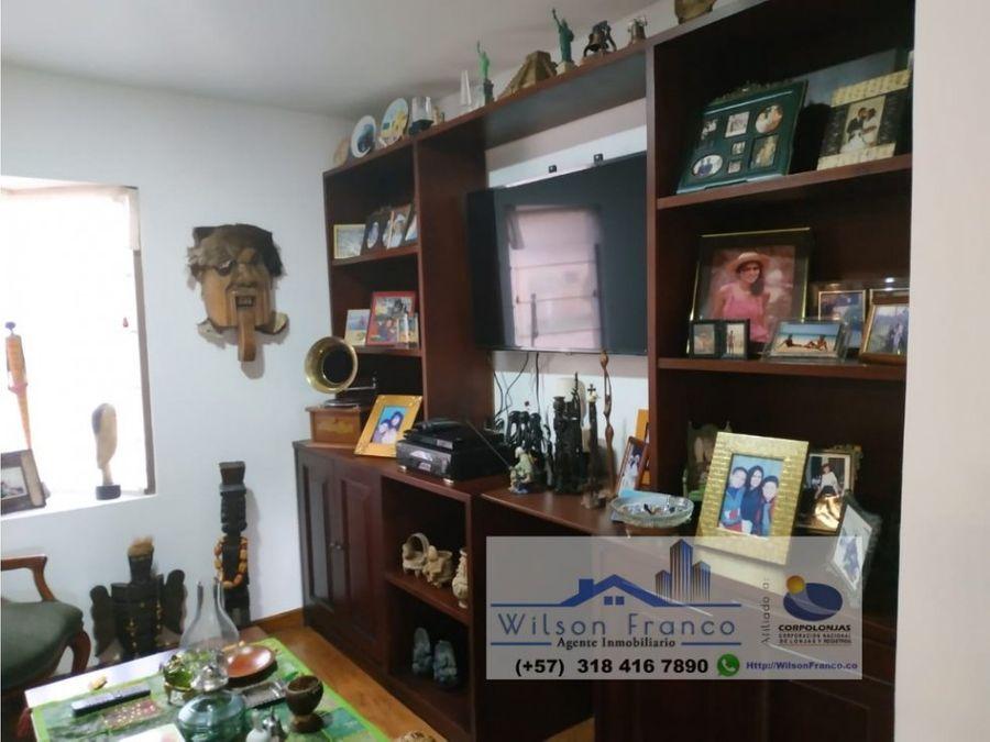 casa en venta sauces de bavaria bogota