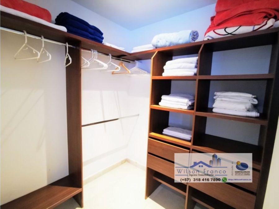 apartamento en venta penthouse morros cartagena