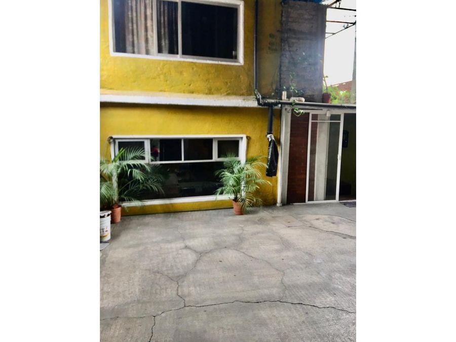 casa en xochimilco