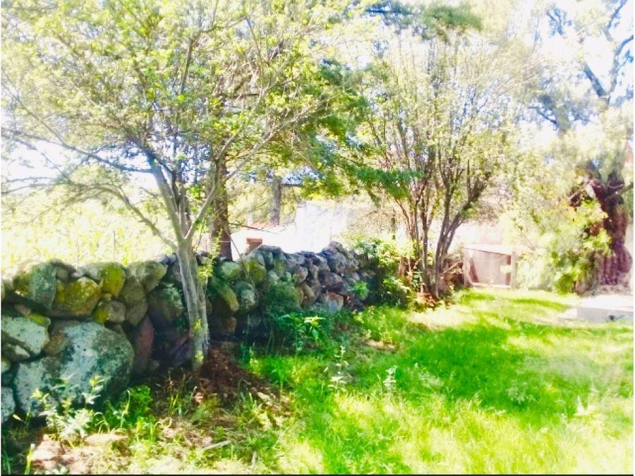 rancho en renta en encinillas polotitlan jilotepec estado de mexico