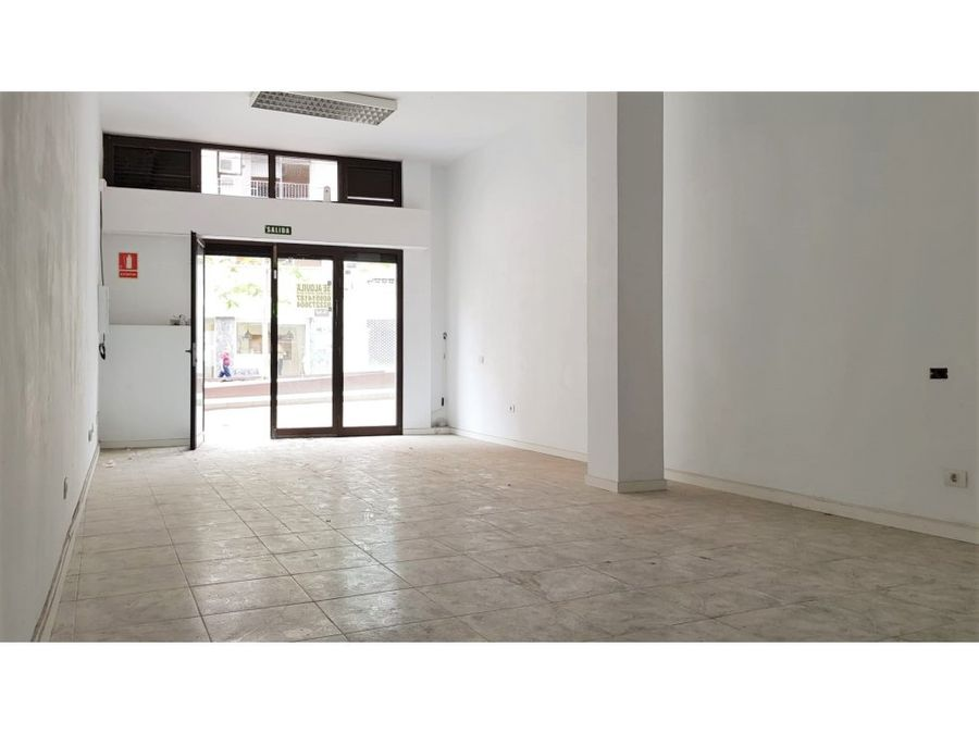 local comercial en angel guimera