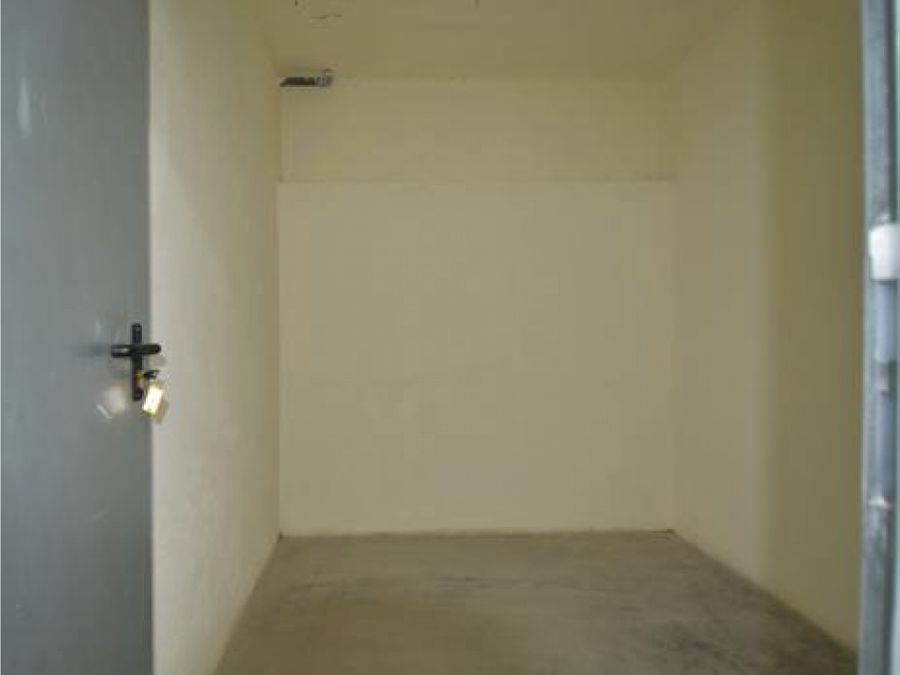 alquiler plaza de garaje trastero en punta del hidalgo