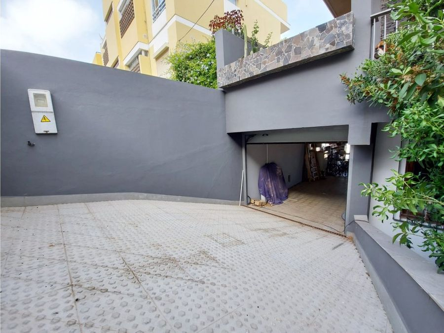 chalet pareado barrio salamanca
