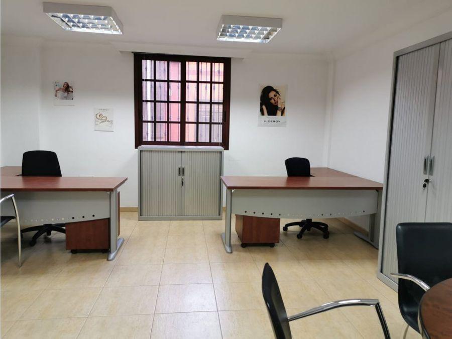 oficina en alquiler zona la noria